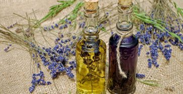 natural oils to deter drain flies