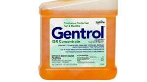 gentrol insect growth regulator concentrate